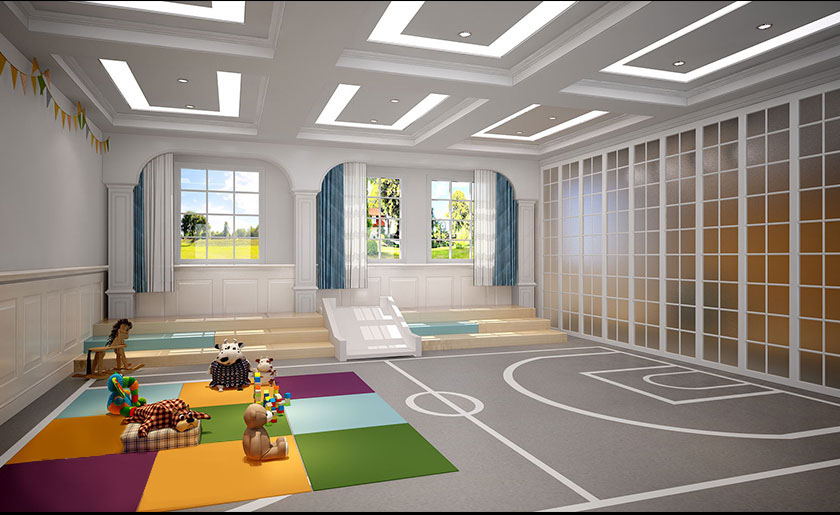 幼儿园设计装修要点及教室墙面布置