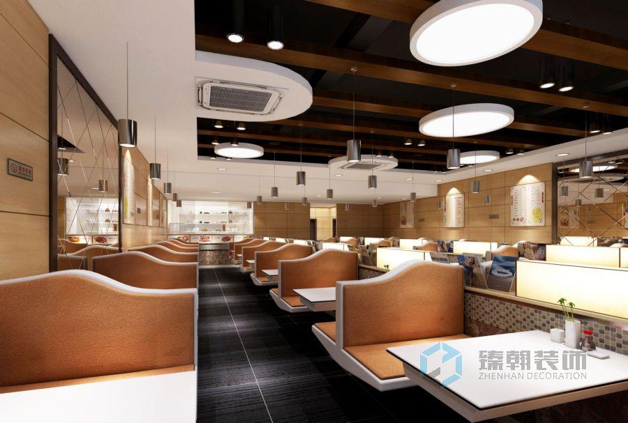 深圳茶餐厅装修案例