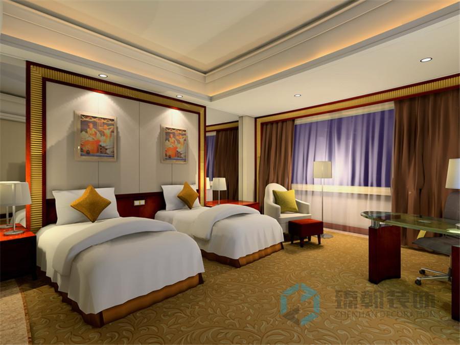 深圳宾馆装修设计案例