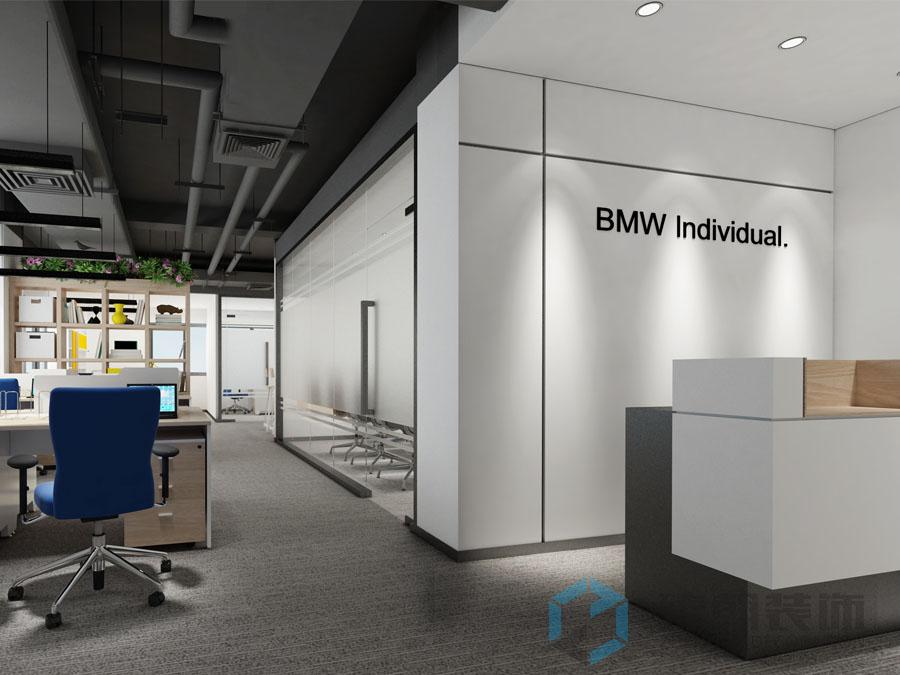 办公室装修中现代家具使用什么材料?