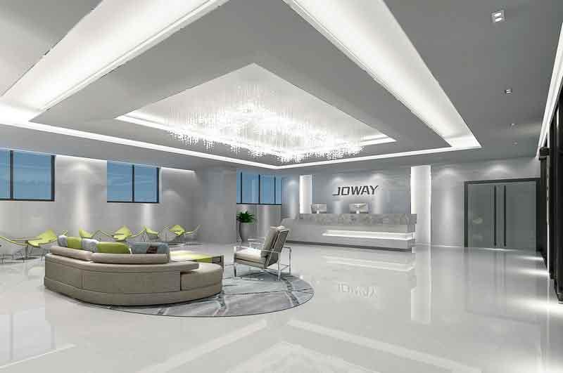 3600平乔威办公室装修设计