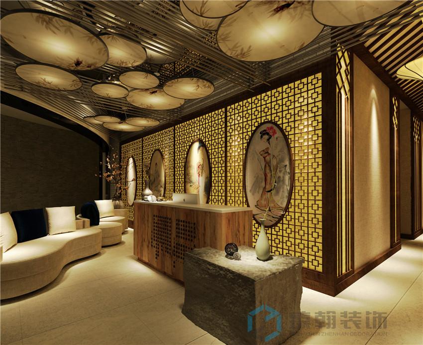 杭州诗语花香美容院设计