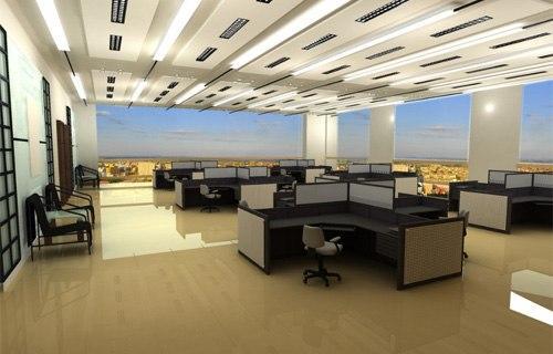 智能风来袭,办公室智能化的设计方法