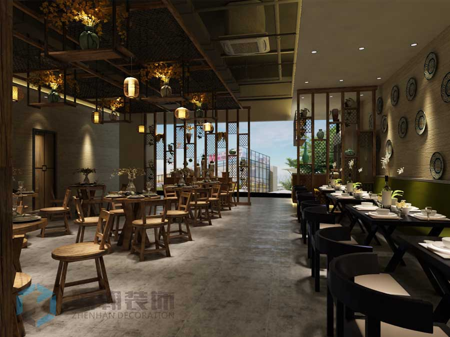 深圳餐厅装修,深圳餐饮店装修,深圳西餐厅装修