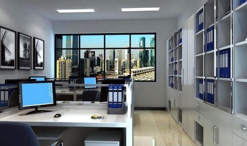 小型办公室的装修设计方法