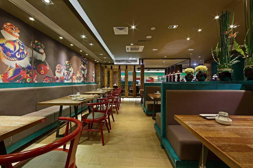 餐厅该如何选择合适的家具?