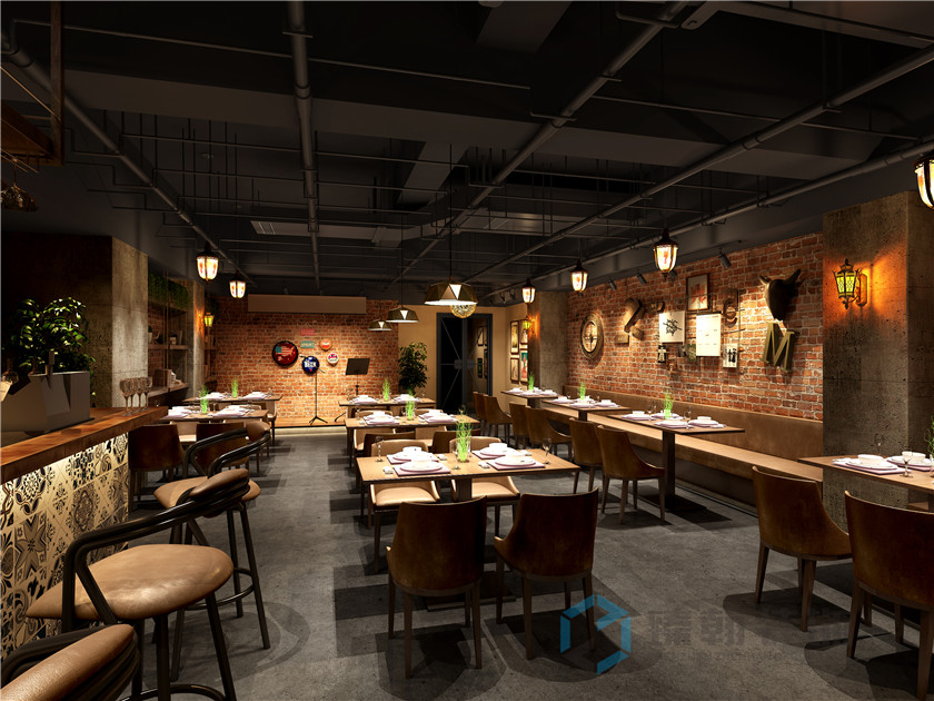 深圳咖啡厅装修