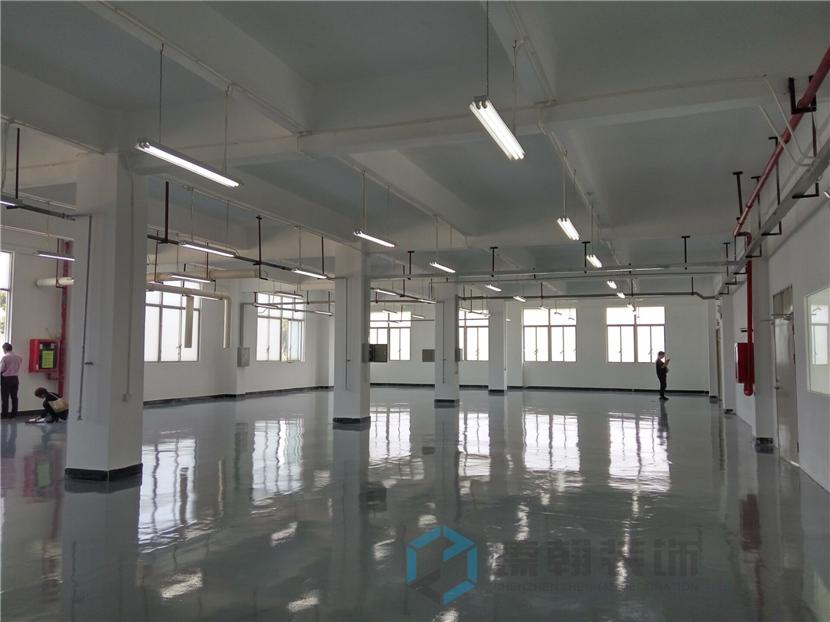 厂房装潢改造的综合计划策划篇