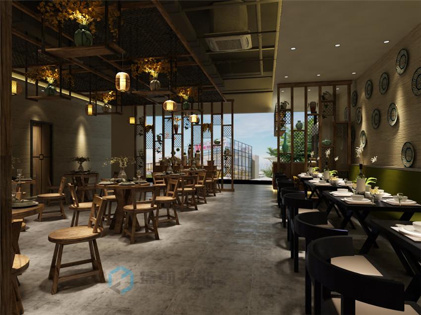 怎样能让餐饮店面装修设计来提升运营?