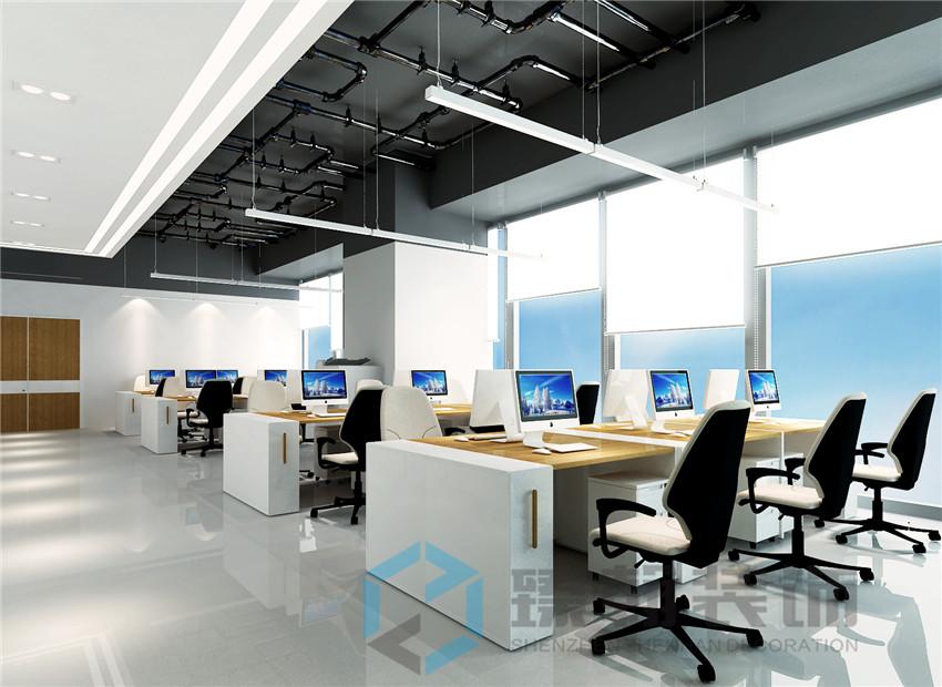 办公室装修办公室窗户设计的注意事项先容