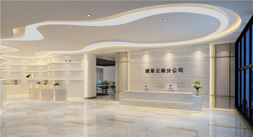 波顿办公室装修设计云南分公司